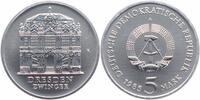 5 Mark 1985 DDR Dresden Zwinger Stempelglanz  11,00 EUR  +  6,00 EUR shipping