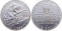 1 Dollar Silber 1995 D USA D-Day Stempelglanz in Kapsel  35,00 EUR  +  6,00 EUR shipping