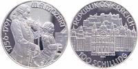 100 Schilling 1991 Österreich Mozart / Salzburg PP-Proof in Kapsel + Ze... 21,00 EUR