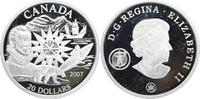 20 Dollars 2007 Kanada Sir Martin Frobisher PP Proof-, berührt  39,00 EUR  +  10,00 EUR shipping