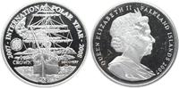 1 Crown Silber 2007 Falkland Islands Internationales Polarjahr PP Proof... 28,00 EUR  +  6,00 EUR shipping