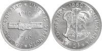 5 Shilling Silber 1960 Südafrika Parlament fast prägefrisch  13,00 EUR  +  6,00 EUR shipping