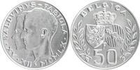 50 Francs Silber 1960 Belgien Hochzeit mit Fabiola fast prägefrisch  9,00 EUR  +  6,00 EUR shipping
