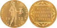 1 Dukat GOLD 1972 Niederlande Juliana 1948-1980 stempelglanz  210,00 EUR  +  10,00 EUR shipping