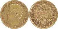 10 Mark GOLD 1898 D Bayern Otto 1886-1913 sehr schön / fast vorzüglich  209,00 EUR  +  10,00 EUR shipping