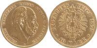 10 Mark GOLD 1875 A Preußen Wilhelm I. 1861-1888 sehr schön / fast sehr... 165,00 EUR  +  10,00 EUR shipping
