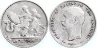 1 Drachme 1910 Griechenland Georg I. 1860-1913 schön-sehr schön  7,00 EUR  +  6,00 EUR shipping