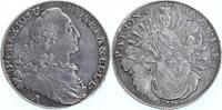 Madonnentaler 1773 A Bayern Maximilian III. Joseph 1745-1777 gutes sehr... 95,00 EUR  +  10,00 EUR shipping