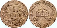 1 Heller 1908 J Deutsch - Ostafrika  sehr schön  4,00 EUR  +  6,00 EUR shipping