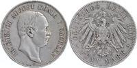 5 Mark 1907 E Sachsen Friedrich August III. 1904-1918 sehr schön, kl. RF  37,00 EUR  +  6,00 EUR shipping