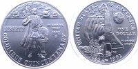 1 Dollar Silber 1992 USA 500 Jahre Entdeckung Amerikas / Kolumbus Stemp... 19,00 EUR  +  6,00 EUR shipping