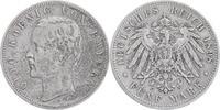 5 Mark 1898 D Bayern Otto 1886-1913 kl. RF, sehr schön  36,00 EUR  +  6,00 EUR shipping
