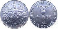 1 Dollar Silber 1989 D USA 200 Jahre Kongreß Stempelglanz in Kapsel  18,00 EUR  +  6,00 EUR shipping