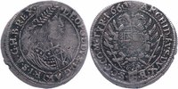 RDR Habsburg 15 Kreuzer 1660 fast sehr sch&ouml;n, selten! Leopold I. 1658-1705 89,00 EUR 