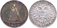 5 Schilling 1936 Österreich Madonna von Mariazell sehr schön, herrliche... 49,00 EUR