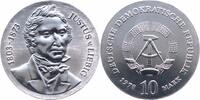 DDR 10 Mark Silber 1978 Stempelglanz Justus von Liebig 49,00 EUR 