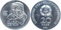 20 Mark 1982 DDR Clara Zetkin Stempelglanz  40,00 EUR