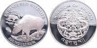 300 Ngultrum 1993 Bhutan Bedrohte Tierwelt, Takin PP Proof in Kapsel  24,00 EUR  +  6,00 EUR shipping