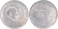 U.S.A.  1/2 Dollar Silber 1953 S pr&auml;gefrisch Washington - Carver 18,00 EUR 
