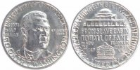 U.S.A. 1/2 Dollar Silber 1951 pr&auml;gefrisch-stempelglanz Booker T. Washing... 20,00 EUR 