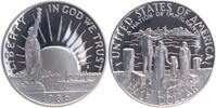 1/2 Dollar 1986 U.S.A. Freiheitsstatue PP Proof in Kapsel  6,00 EUR  +  6,00 EUR shipping