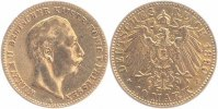 Preu&szlig;en 10 Mark GOLD 1890 A sehr sch&ouml;n Wilhelm II. 1888-1918 219,00 EUR 