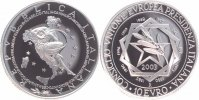 Italien 10 Euro Silber 2003 PP Proof in Kapsel mit Originalzertifikat EU... 55,00 EUR 