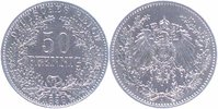  50 Pfennig 1898 A vorz&uuml;glich selten ! 310,00 EUR 