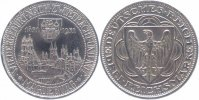 Weimarer Republik 3 Reichsmark 1931 A ~vorz&uuml;glich Magdeburg 199,00 EUR 