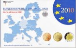 Deutschland  5,88 Euro 2010 D Spiegelglanz PP OVP Kursm&uuml;nzensatz 2010 Sp... 25,00 EUR 