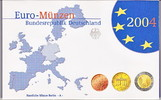Deutschland  3,88 Euro 2004 A Spiegelglanz PP OVP Kursm&uuml;nzensatz 2004 Sp... 10,00 EUR 
