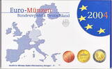 Deutschland  3,88 Euro 2004 F Spiegelglanz PP OVP Kursm&uuml;nzensatz 2004 Sp... 9,00 EUR 