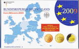 Deutschland  5,88 Euro 2009 A Spiegelglanz PP OVP Kursm&uuml;nzensatz 2009 Sp... 20,00 EUR 