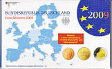 Deutschland  5,88 Euro 2009 D Spiegelglanz PP OVP Kursm&uuml;nzensatz 2009 Sp... 19,00 EUR 