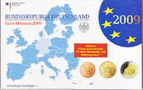 Deutschland  5,88 Euro 2009 J Spiegelglanz PP OVP Kursm&uuml;nzensatz 2009 Sp... 19,00 EUR 