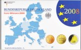Deutschland  5,88 Euro 2008 A Spiegelglanz PP OVP Kursm&uuml;nzensatz 2008 Sp... 20,00 EUR 