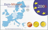 Deutschland  5,88 Euro 2006 D Spiegelglanz PP OVP Kursm&uuml;nzensatz 2006 Sp... 20,00 EUR 