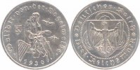 Weimarer Republik 3 Reichsmark 1930 A gutes vorz&uuml;glich-stempelglanz Walt... 89,00 EUR 