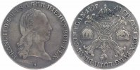 RDR Habsburg Kronentaler 1797 B sehr sch&ouml;n Franz II. (I.) 1792-1835 55,00 EUR 