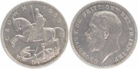Gro&szlig;britannien 1 Crown Silber 1935 fast vorz&uuml;glich Georg V. 1910-1936 30,00 EUR 