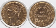 40 Francs GOLD AN XI (1803) Frankreich French Revolution 1789-1804 scön... 579,00 EUR  +  16,00 EUR shipping