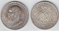 3 Mark 1915 Sachsen-Meiningen Georg II. 1866-1914, auf seinen Tod präge... 239,00 EUR  +  10,00 EUR shipping