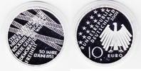 10 Euro 2003 Bundesrepublik Deutschland 50 Jahre 17. Juni 1953 Spiegelg... 18,00 EUR  +  6,00 EUR shipping