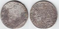 60 Kreuzer 1674 Hanau Hanau Münzenberg Friedrich Casimir von Hanau-Lich... 399,00 EUR