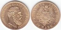 10 Mark GOLD 1888 A Preußen Friedrich III. vorzüglich  199,00 EUR