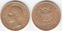 20 Mark GOLD 1900 D Bayern Otto 1886-1913 sehr schön+  309,00 EUR