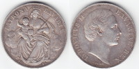 Madonnentaler 1868 Bayern Ludwig II. 1864-1886 sehr schön  59,00 EUR