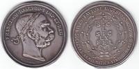 Silbermedaille von A. Scharff 1898 RDR, Haus Habsburg, Österreich auf d... 329,00 EUR  +  10,00 EUR shipping