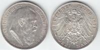3 Mark 1911 D Bayern Luitpold 1886 - 1912 vorzüglich+  26,00 EUR