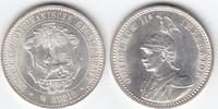 1/4 Rupie 1891 A Deutsch Ostafrika Deutsche Kolonien fast stempelglanz  139,00 EUR